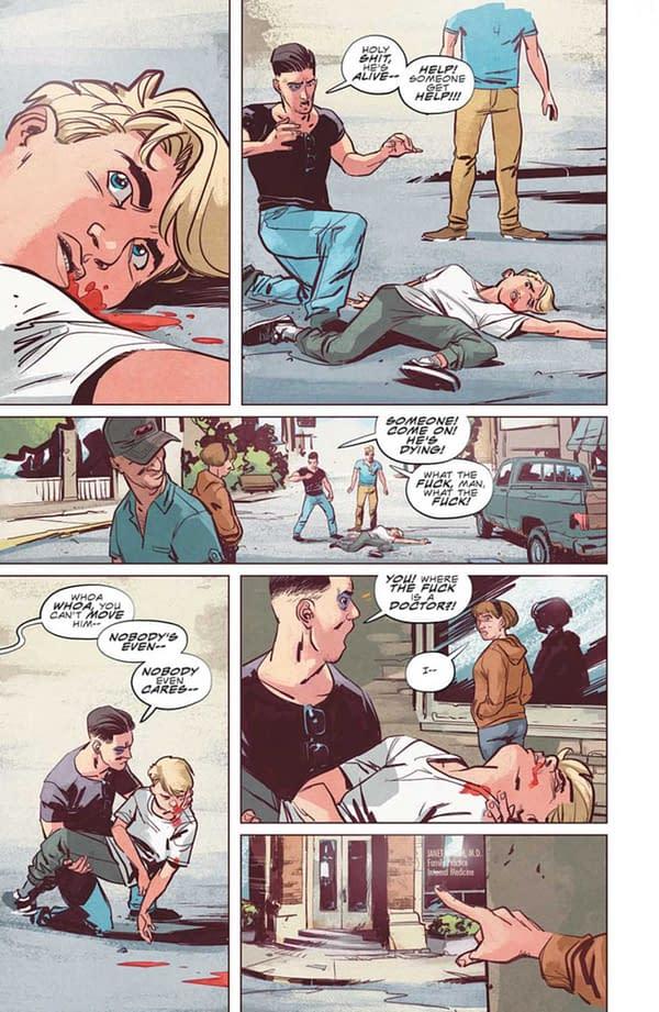 Is Stillwater The Next Big Skybound Horror Comic?