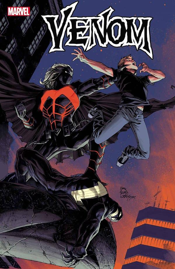 Venom, Scumbag, Spider-Woman and Juggernaut Top Advance Reorders