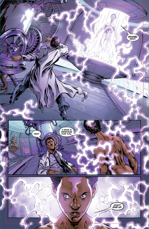 DC New 52 Preview: Mister Terrific #1