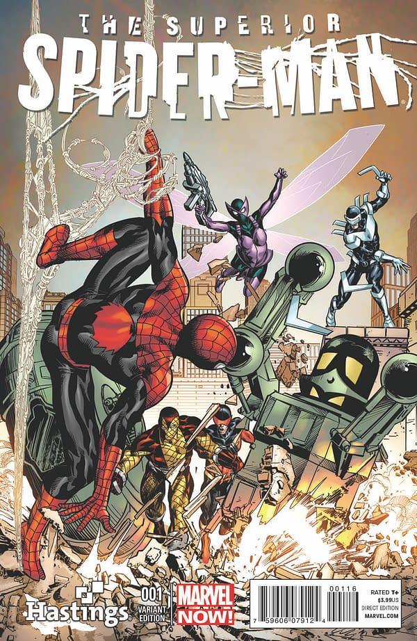 Amazing Spider-Man #700 Now Tops 300,000 Print Sales