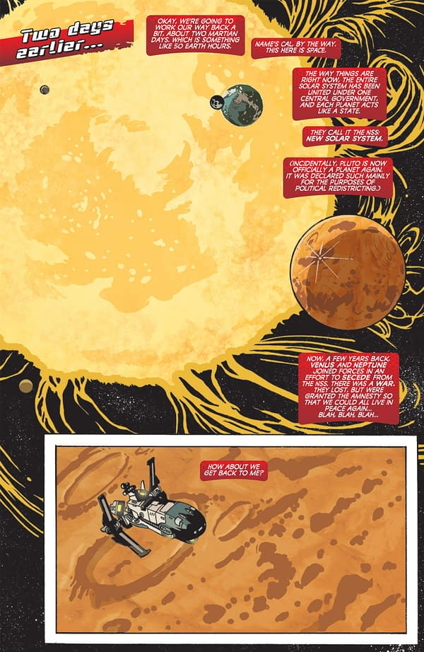 RED CITY PREVIEW Page 3