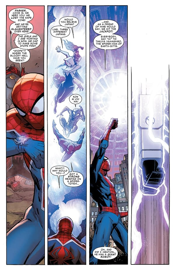 The Amazing Spider-Man #12 (2015) - Page 5