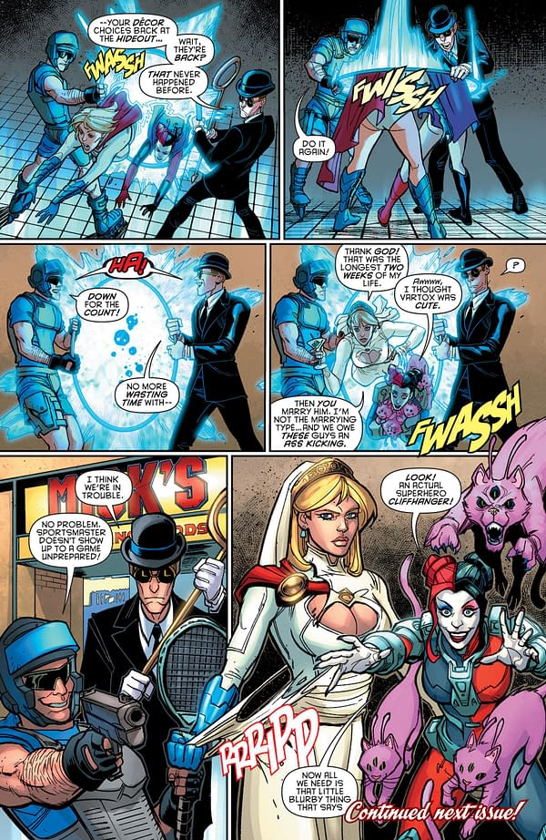 Harley Quinn #12 (2015) - Page 20