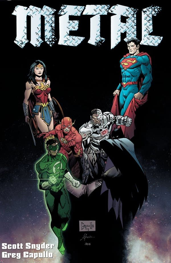 Dr. Snyderlove Or: How DC Comics Learned To Stop Worrying And Love The Metal