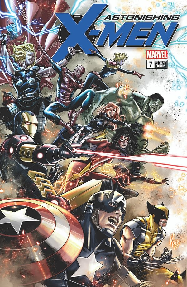 15 More Avengers Variants For Marvel Titles In January Will Solve All Industry Problems
