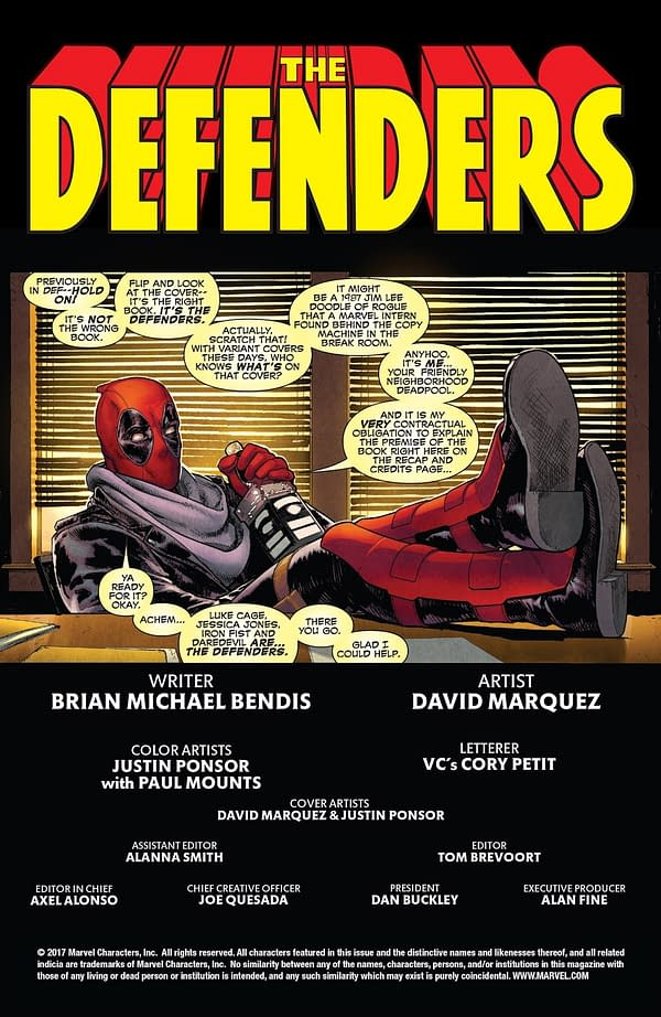 On Way Out Door, Brian Michael Bendis Takes A Parting Shot At Marvel Variant Covers