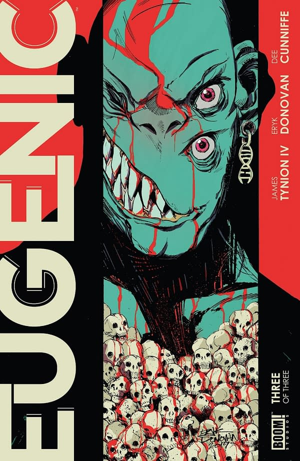 Eugenic #3 Review: The Horror Ends with a Look at the Horrors of Ignorance