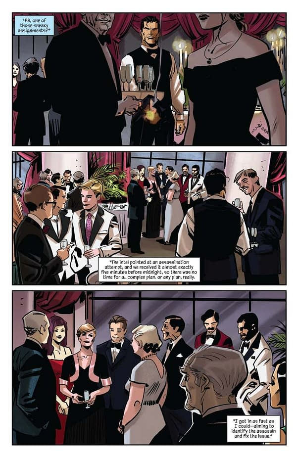 James Bond: The Body #1 and Other Dynamite Previews