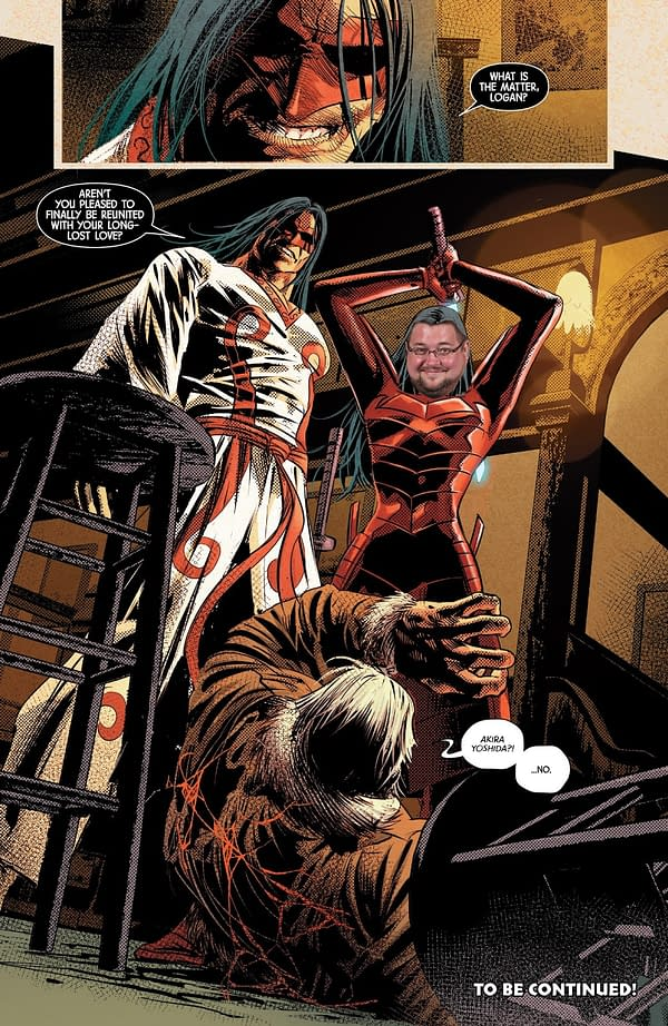X-Men: Bland Design – Wolverine's Past Comes Back to Haunt Him in Old Man Logan #33