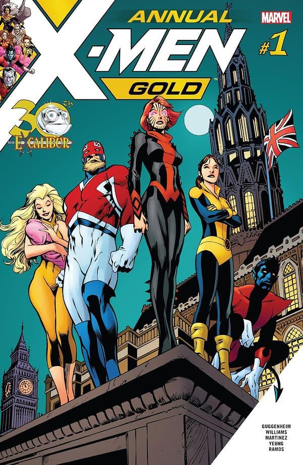 X-Men: Bland Design – Reverse Genocide in X-Men Gold Annual #1