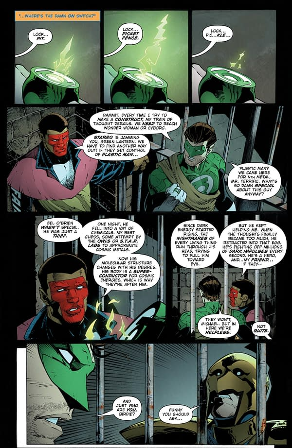 Tomorrow's Dark Nights: Metal #5 Will Tell You How Many Asses Starro the Conqueror Has