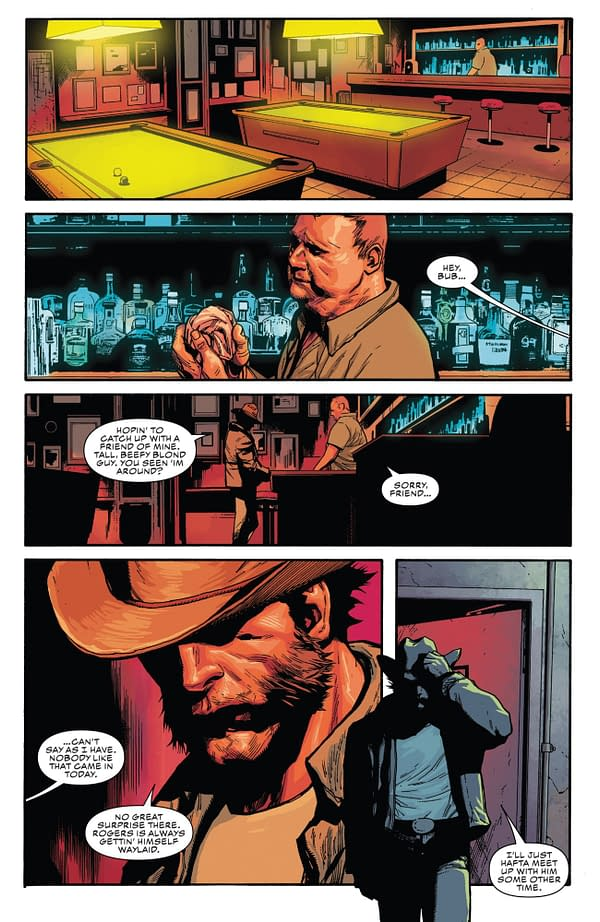 Is Wolverine Going to Miss Everyone in the Marvel Universe? (Captain America #697 SPOILERS)
