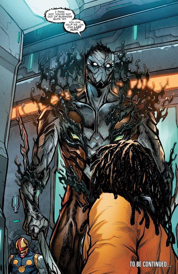 X-Men: Bland Design – Symbiotes, Symbiotes, and More Symbiotes in Venom #162