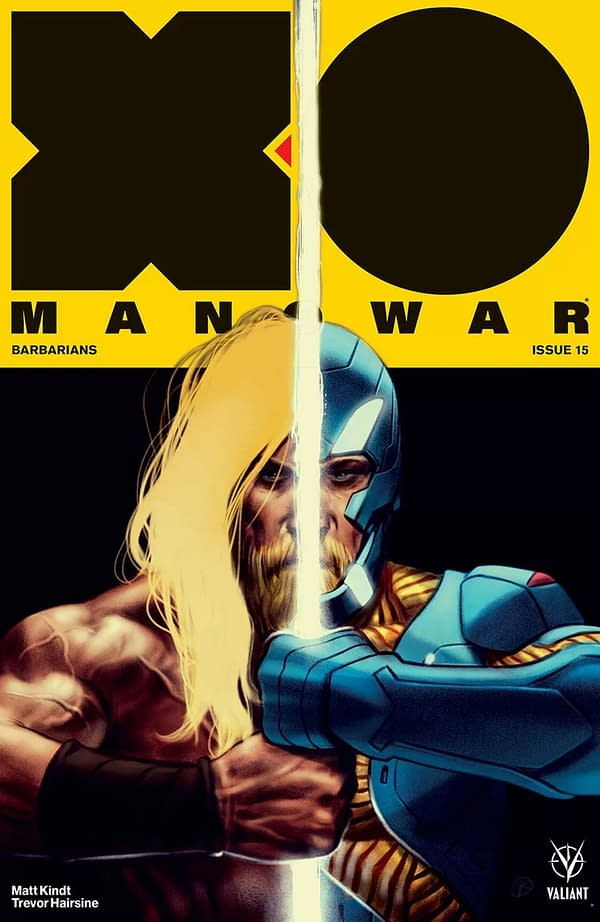 Harbinger Wars 2 Begin, Plus Enroll in Valiant High: Valiant Entertainment May 2018 Solicits