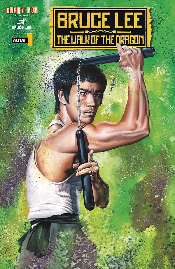 Bruce Lee Returns to Darby Pop for All-Ages 'Walk of the Dragon'