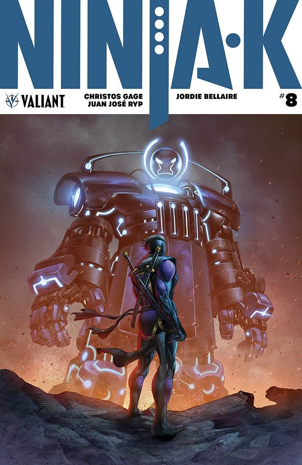 Harbinger Wars II Rages on and X-O Manowar Joins the Fight: Valiant Entertainment June 2018 Solicits