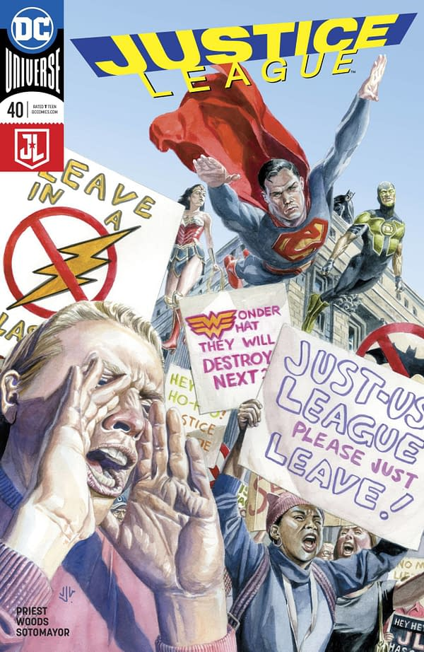 14 DC Comics Covers for March – Emanuela Lupacchino, Olivier Coipel, Christian Ward, JG Jones, Frank Cho and More