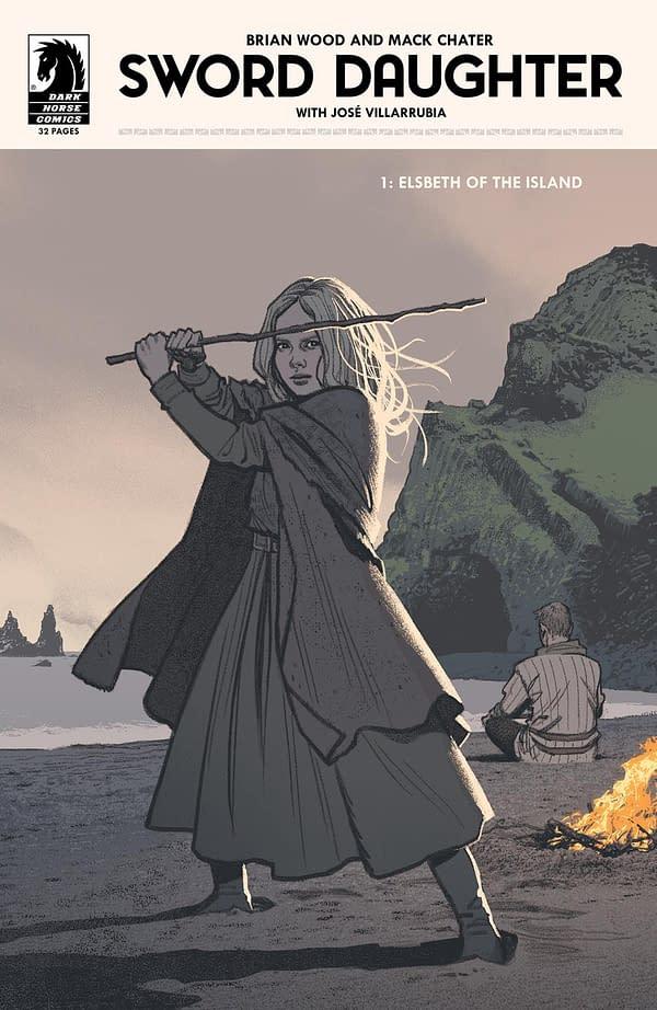 Brian Wood, Mack Chater and Jose Villarubia's Sword Daughter from Dark Horse Comics