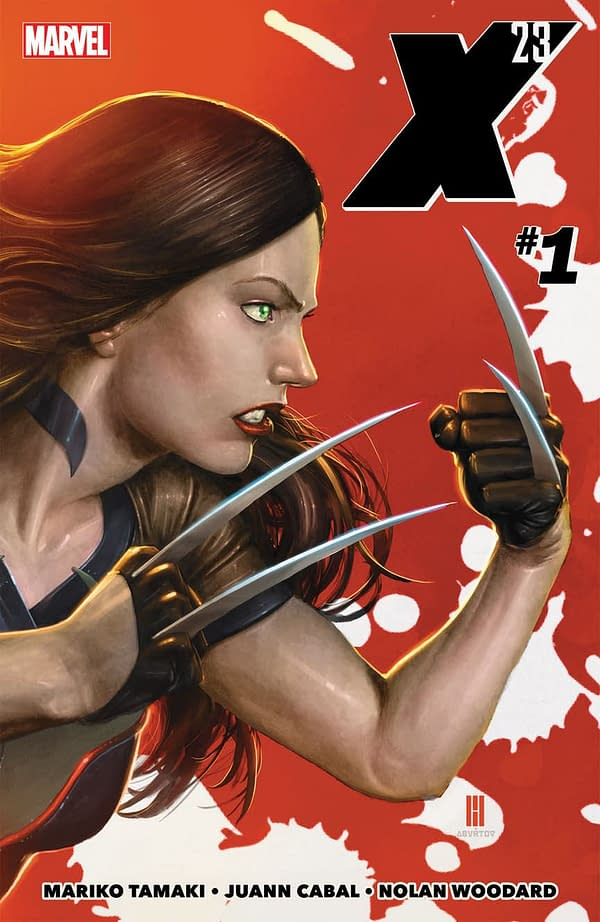 X-23 Replaces All-New Wolverine in July from Mariko Tamaki, Juann Cabal