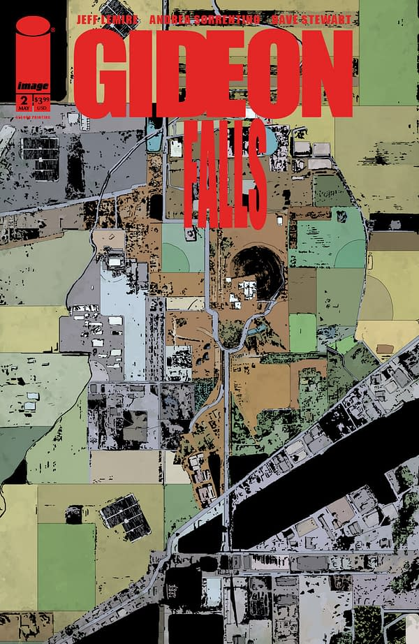 Gideon Falls #2 Gets Second Printing After Issue Flies Off the Shelves, Sparking Frenzy