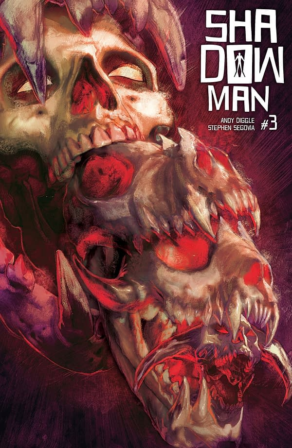 Baron Samedi Awaits in Preview of Shadowman #3 by Andy Diggle and Stephen Segovia