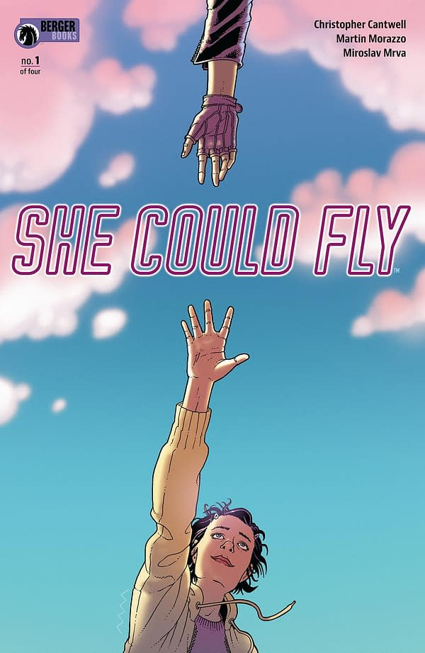 'Halt and Catch Fire' Showrunner Launches 'She Could Fly' at Berger Books in July