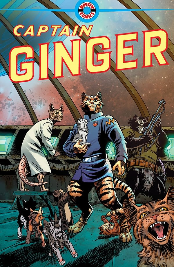 New Publisher AHOY to Launch with Comics, Prose from Ann Nocenti, Grant Morrison, Peter Milligan, Jamal Igle, June Brigman, Roger Stern, and More All-Star Creators