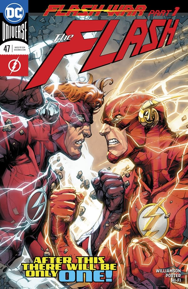 Flash #47 Sells Out Fast, Goes to Second Printing