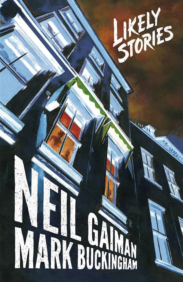 Diamond Issues Warning Over Neil Gaiman's Likely Stories