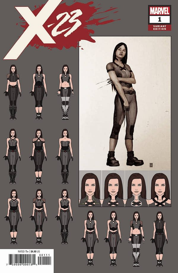 X-23 Relaunch Tops Advance Reorders for Comic Stores