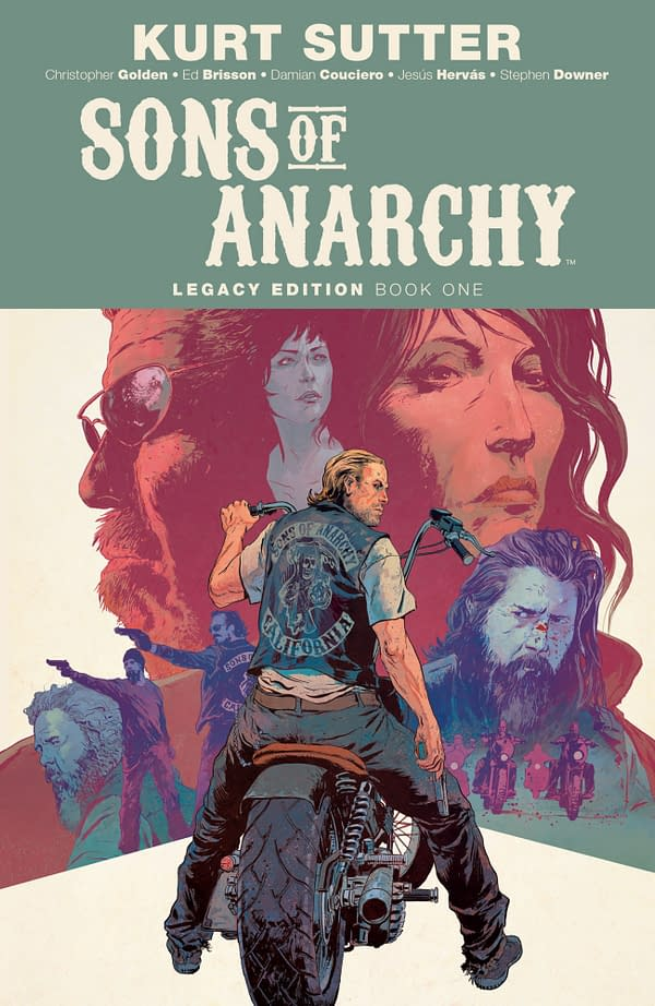 "BOOM! Launches Value-Priced Legacy Editions with ""Top Secret,"" Sons of Anarchy, & Big Trouble in Little China"