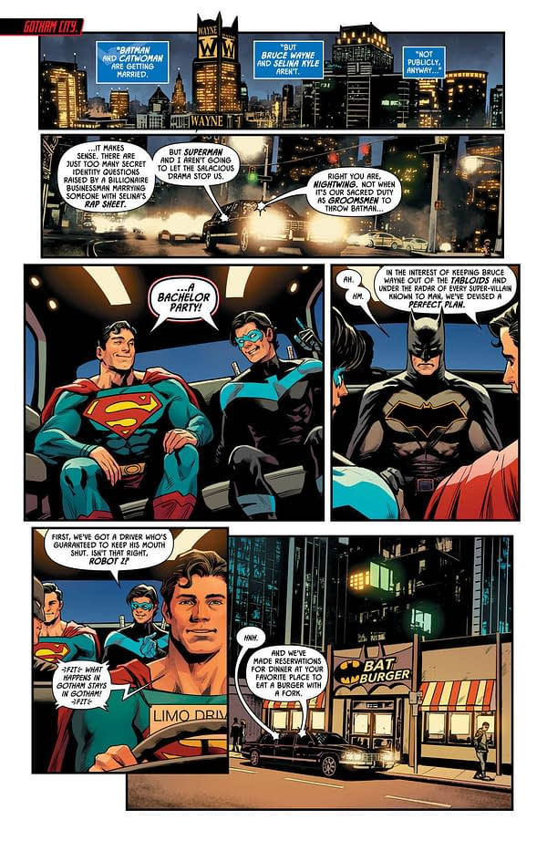 Batman May Marry Catwoman – but Bruce Wayne Won't Marry Selina Kyle?