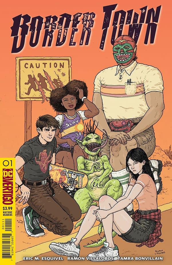 "Vertigo Relaunches with 7 ""Socially Relevant"" Comics by Zoë Quinn, Bryan Hill, More"