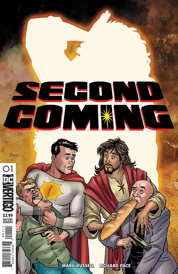 Dan DiDio, DC Comics, the Second Coming and #NotAllChristians