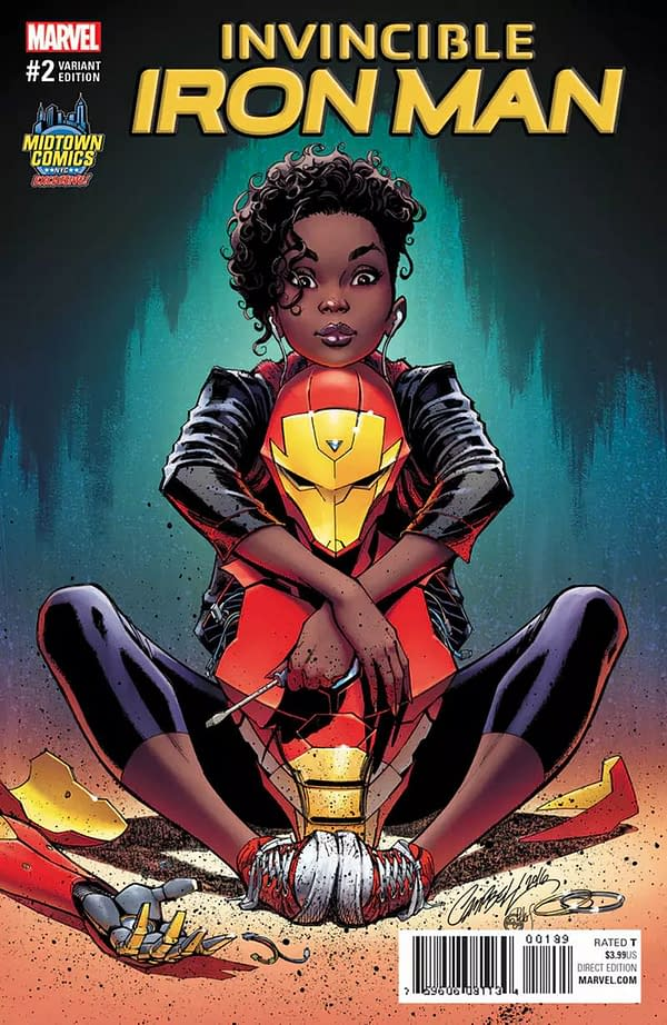 Riri Williams: Ironheart Movie in the Works from Marvel Studios, to Replace Iron Man?