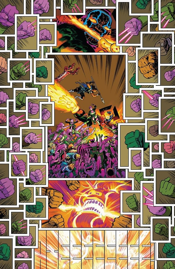 X-ual Healing: Everything is Resolved by Punching in Exiles #5