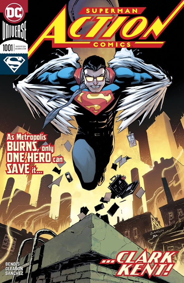 Bendis to Give Metropolis Its Own Court Of Owls? (Superman Spoilers)