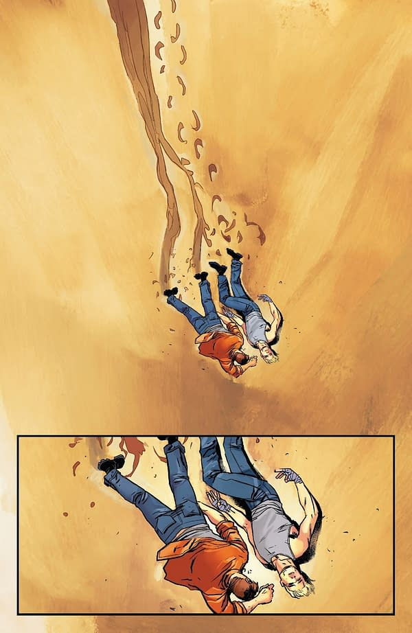 Does the Fantastic Four Return in Marvel Two-In-One #9 Or Not? (Spoilers)