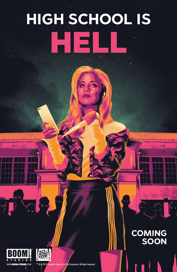 BOOM! Snatches Buffy Rights from Dark Horse as Licensing Wars Escalate