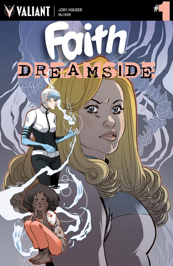 Faith Gets Arrested in Extended Preview of Faith: Dreamside #1