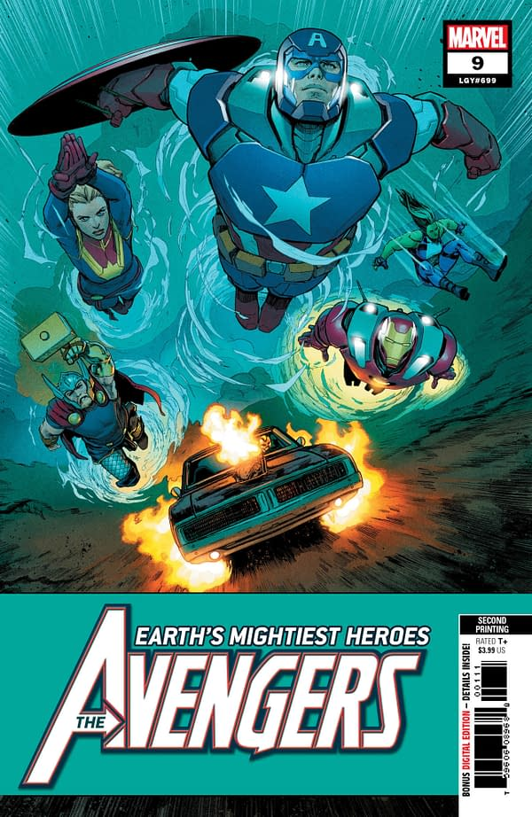 Second Printings For Uncanny X-Men, Avengers, Daredevil, Venom, Spider-Geddon, Wolverine, Fantastic Four
