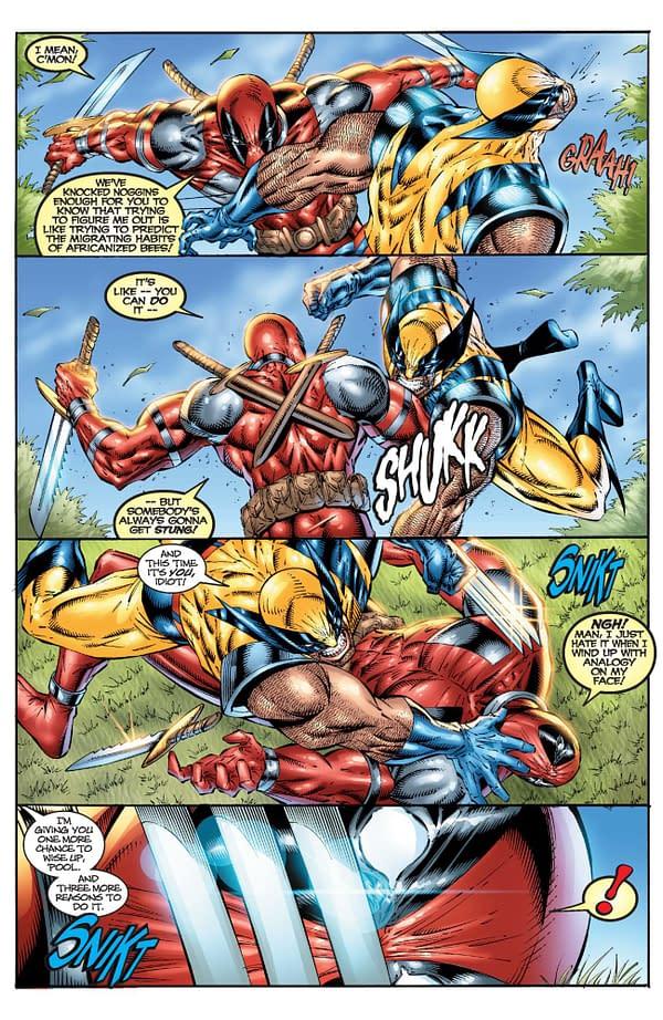 Rob Liefeld Responds to Hugh Jackman Vis-à-vis a Wolverine/Deadpool Crossover