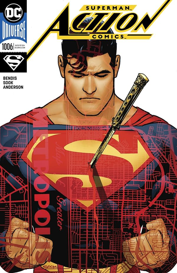 What Future Does Action Comics #1006 Suggest For Jimmy Olsen and Damian Wayne? (SPOILERS)