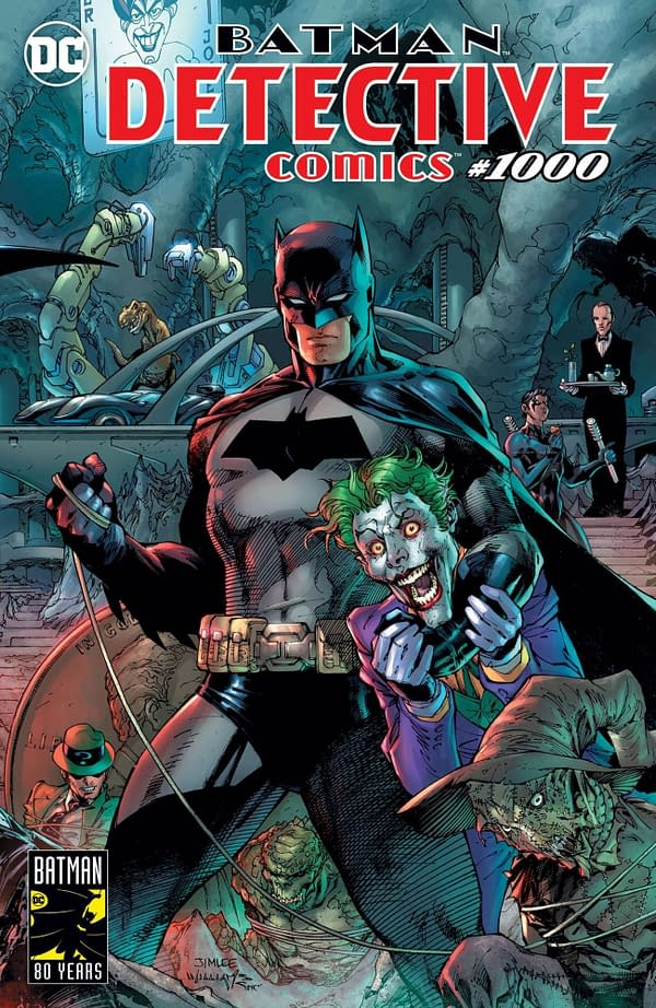 DC Comics March 2019 Solicits Subject to Cover Leaks – Including Detective Comics #1000