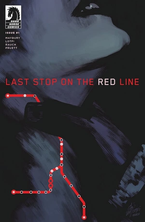 The Horrors of Boston's Subway Explored in Last Stop on the Red Line at Dark Horse in May
