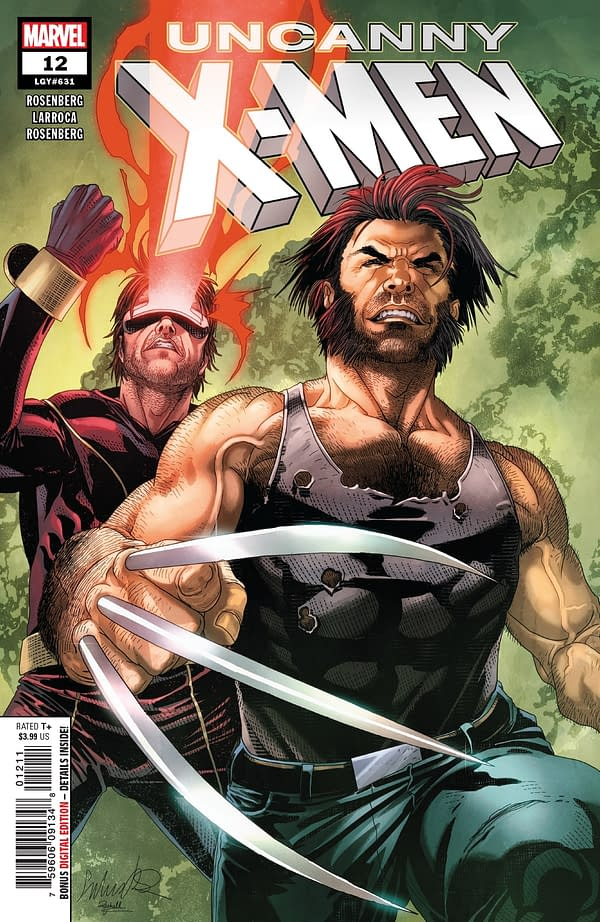 Crisis of Infinite Wolverines [X-ual Healing 2-17-19]
