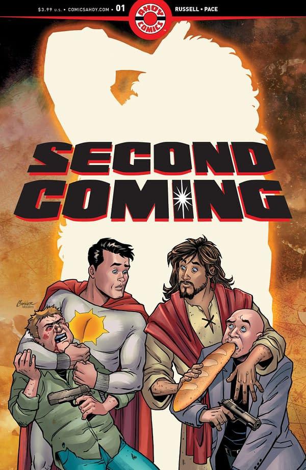 Ahoy Comics to Publish Controversial Jesus Comic, Second Coming
