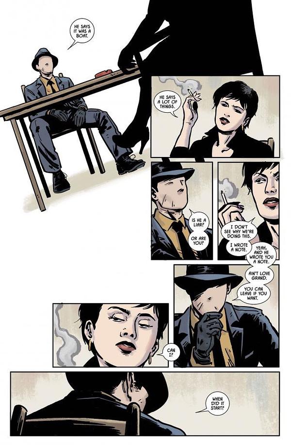 Batman #66 Sees Jorge Fornes Do His Very Best David Mazzuchelli (Preview)