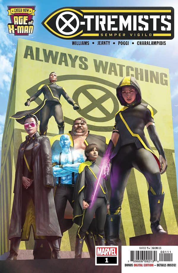 Did Someone Start a Rumor that Disney is Shutting Down Marvel Comics? [X-ual Healing 2-27-19]