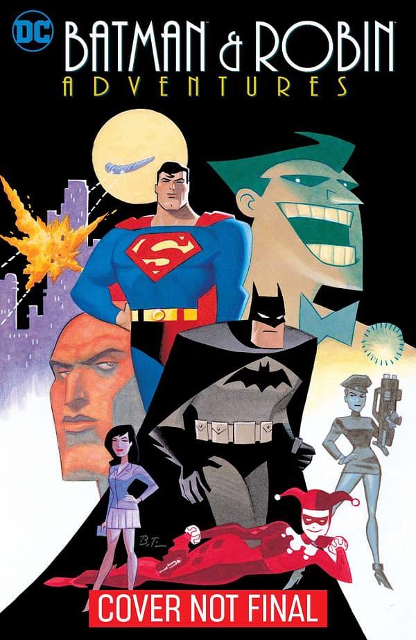 Now DC Comics Collects Comics That Don't Ezist